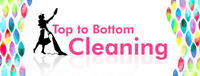 ** TOP TO BOTTOM CLEANING**  Residential/office cleaning