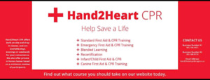 RED CROSS FIRST AID/CPR/AED BLS COURSE