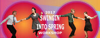 Swinging' Into Spring Lindy Hop Workshop