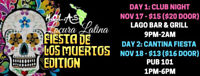 Looking for Dancers/entertainers for Locura Latina event