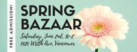 Spring Bazaar Fundraiser (June 2nd at 1420 W12th Ave)