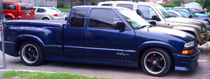 MINT CONDITION ready for show, 2002 Chevrolet S10 XTREME.