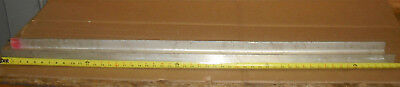 304 Stainless Steel U-channel 4 Wide X 1-34 Tall X 53-12 Long X 14 Wall