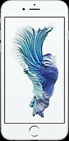 Apple iPhone 6s 16GB - Silver White , Sim-Free, Unlocked