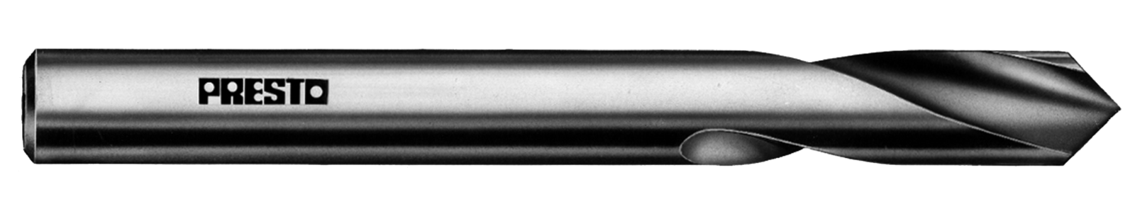 €MU‐Tools® HSSECo5 Hi‐Tech NC‐Anbohrer 90°, 3,0 - 25,0 mm zur AUSWAHL