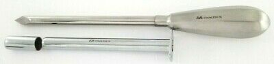 Trocar -b- Cannula 9mm Veterinary Equipment Surgical Instruments Equine Cattle