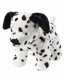 NWT Carters Black And White Spots Plush Dalmatian Dalmation Puppy Dog Baby Toy
