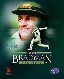 DON BRADMAN 2014 CRICKET FOR PS3.