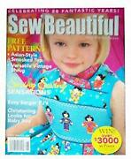 Sew Beautiful Magazine