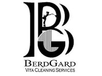 Just £9 per hour! Professional Cleaning Services with Strong References!