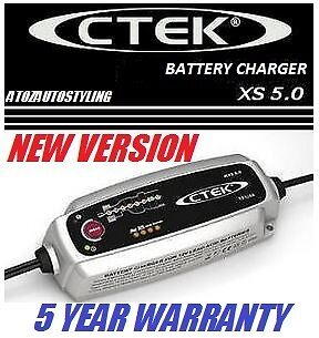 """CTEK Multi MXS 5.0 12V Battery Charger Replaces XS4003  """"SMART CHARGER"""""""