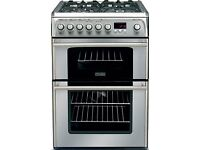 NEW CANNON DUAL FUEL 60CM COOKER