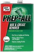 Wax Grease Remover