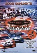 V8 Supercars DVD
