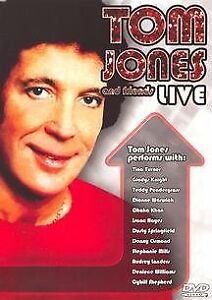 TOM JONES And FRIENDS LIVE DVD*IF AD'S UP, IT'S STILL AVAILABLE