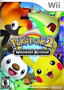 Pokepark 2 For Wii and Wii U