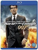 The World Is not Enough Blu Ray