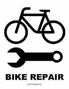 ► Need Your Bike Repaired Today? ◄