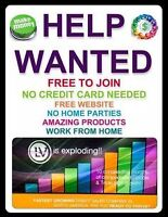Thrive Promoters And Customers Wanted