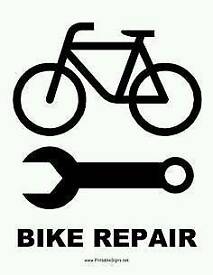 Cycle repairs available