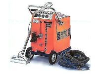 PROFESSIONAL CARPET CLEANING THREE ROOMS ONLY £45