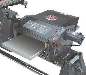 "Shopsmith 12"" Thickness planer"