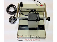 Used / Pre-owned Count Tablematic Numbering Machine