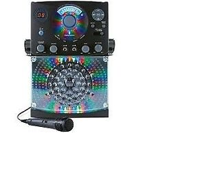 Singing Machine Bluetooth Karaoke System