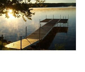 DOCKS AND BOAT LIFTS