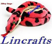 Snake Soft Toy