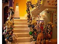 Christmas Cleaning and Decorating/Daily Cleaning