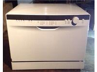 Indesit Freestanding Tabletop Dishwasher