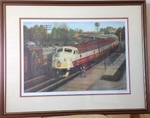 Wentworth Folkins Prints - Framed and Low Issue Numbers