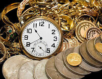 SELL YOUR UNWANTED GOLD $$ WITH CONFIDENCE TO RETIRED GOLD BUYER