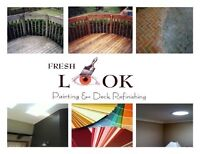 Fresh Look Painting looking for experienced painter
