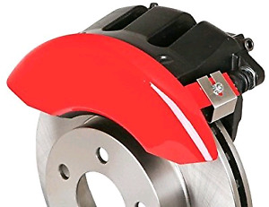 MGP Caliper Covers Red, set of 4 -NEW!