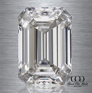 .90ct Emerald Cut Solitaire Pendant