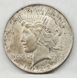 1922 Silver Dollar Ebay