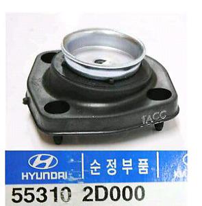 Tête amortisseur arrière côté gauche Hyundai Élantra et Tiburon