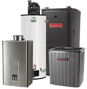 Furnace and Air conditioning and Duct work