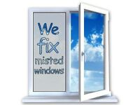 Double glazing gone misty? Broken glass? Window repairs at low prices