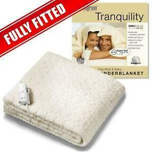 King Size Electric Blanket Electric Blankets Ebay