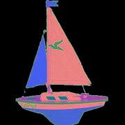 Segelboot Spielzeug