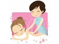 Chinese full body massage and Four hand massage