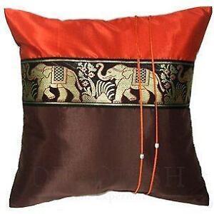 Orange Pillow Ebay