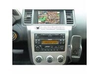 Latest 2013 Sat Nav Disc Update for NISSAN Xanavi X6 Navigation Map DVD www latestsatnav co uk