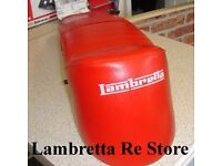 lambrtta scooter seat new