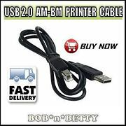 USB Printer Cable