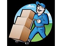 RELIABLE 24/7 MAN AND VAN HOUSE REMOVALS AND CLEARANCE TRANSIT AND LUTON VANS FOR HIRE