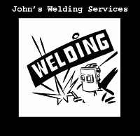 JOHN'S WELDING SERVICES - Big or small jobs at $60 per hour